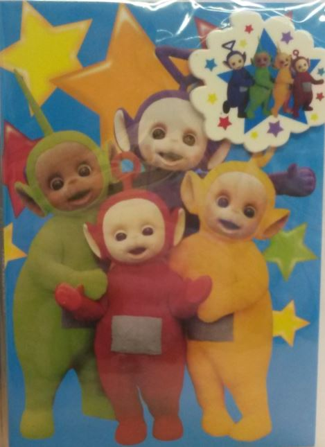 Teletubbies 100586 Merchandise Sain Records Music From Wales