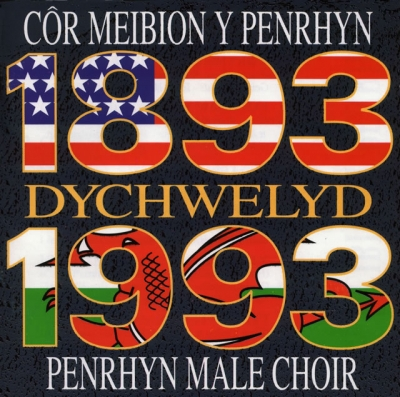 penrhyn male voice choir dychwelyd 1893 1993 music. Black Bedroom Furniture Sets. Home Design Ideas
