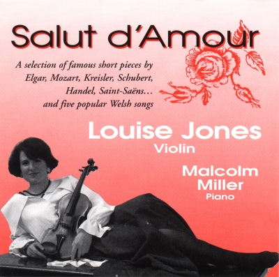 Louise Jones - Salut d'Amour