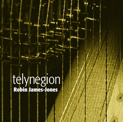 Robin James-Jones - Telynegion