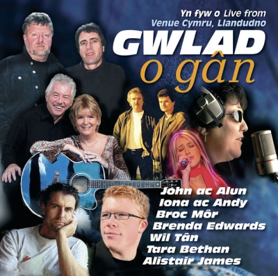 Various Artists - Gwlad o Gân