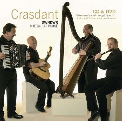 Crasdant - Dwndwr / The Great Noise