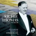 RICHIE THOMAS - GOREUON RICHIE THOMAS (Tenor) / BEST OF RICHIE THOMAS (Tenor)
