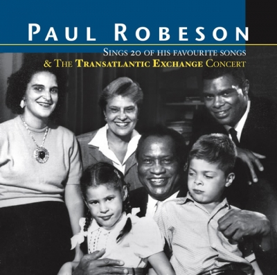 PAUL ROBESON - SINGS 20 FAVOURITE SONGS/TRANSATLANTIC EXCHANGE CONCERT