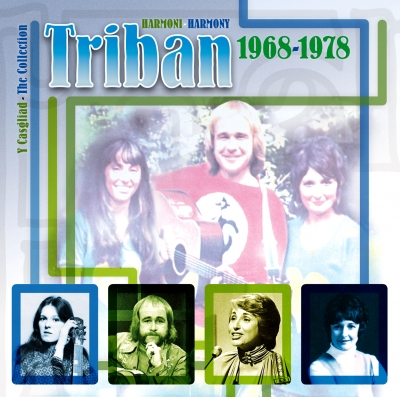Triban - Y Casgliad /  The Collection (1968-78)