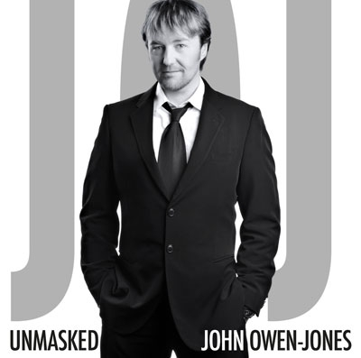 John Owen-Jones - Unmasked