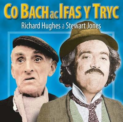 Richard Hughes a Stewart Jones - Co bach ac Ifas y Tryc