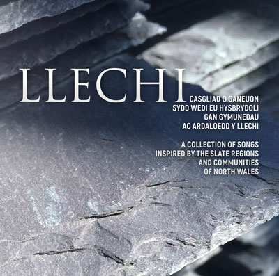 Various Artists - Llechi