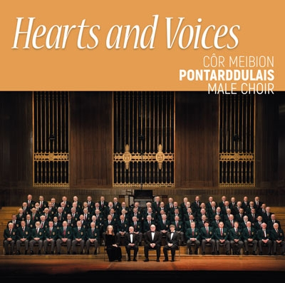 Pontarddulais Male Choir - Hearts and Voices
