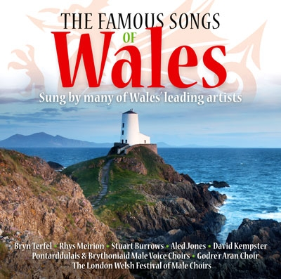 Various - The Famous song of Wales