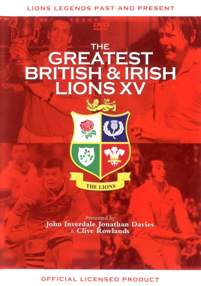 The Greatest British & Irish Lions XV