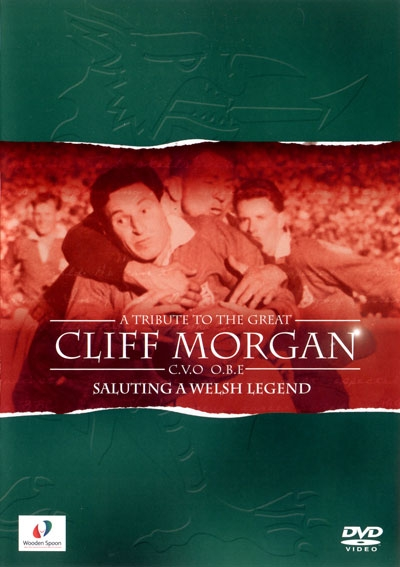 A tribute to the great Cliff Morgan